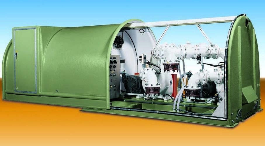 Gorman-Rupp ES 210×310