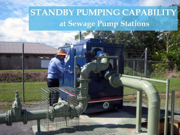Emergency Stand By Pumps