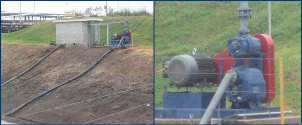 Wastewater pump successful at Abattoir