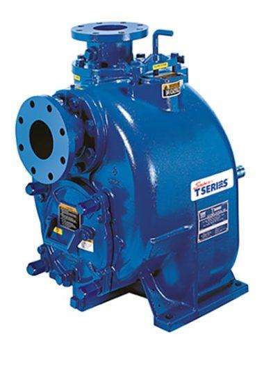 self-priming-wastewater-pump