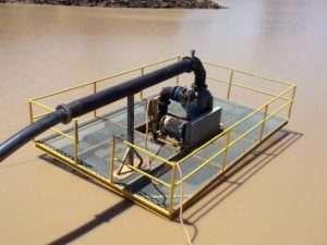 Gorman-Rupp pump