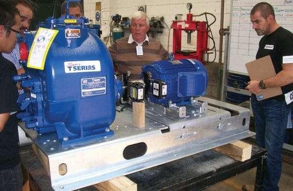 Pump Industry Australia at Hydro Innovations Pump Institute