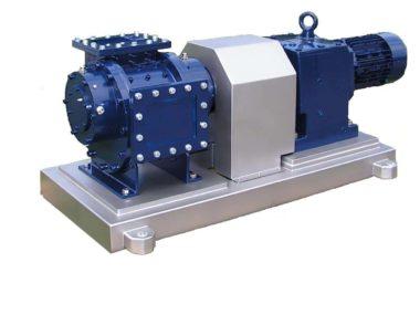 tough and durable Lamella pump for the toughest jobs