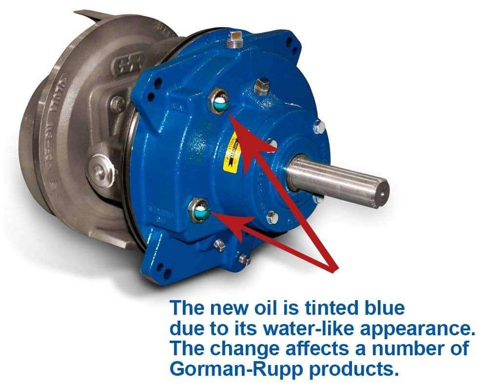 Blue Oil