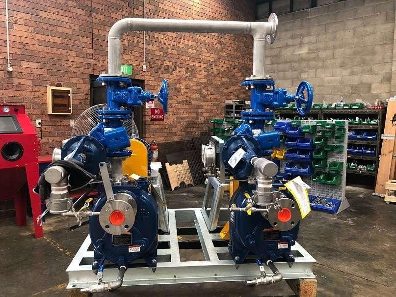 wastewater pump