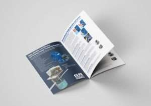 Hydro Wastewater brochure pages