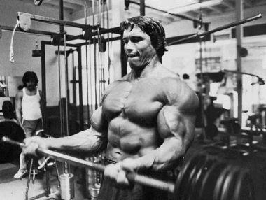 Arnold schwarzenegger bodybuilding 1