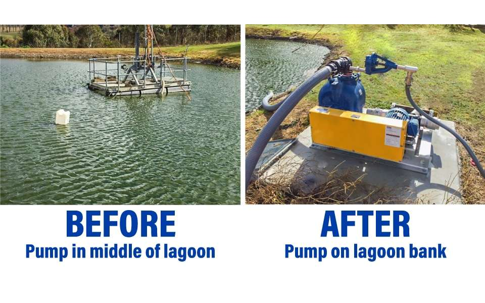 Oberon Council reduces workers required for pump maintenance