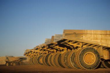 Mining Trucks Western Australia
