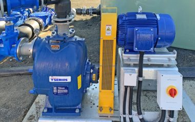 Gorman Rupp self priming pumps pumps handle a wide range of water conditions