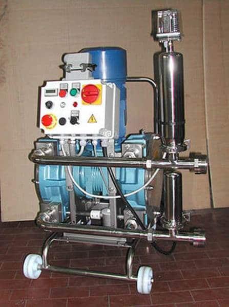 PSF-1D Ragazzini Liquid food pump