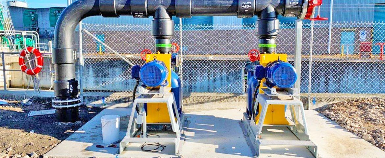 Energy Australia Tallawarra site uses gorman-rupp reliable self priming pumps