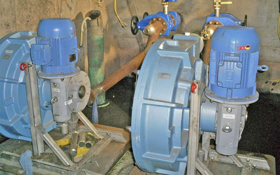 ragazzini animal sludge pump MS3
