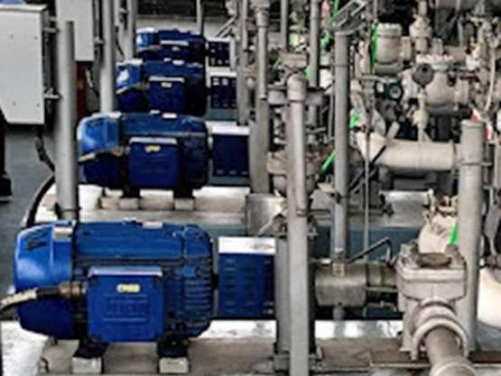 EDUR LGP transfer petroleum pumps