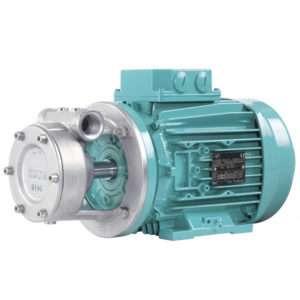 EDUR PBU single stage centrifugal pumps liquid gas mixture