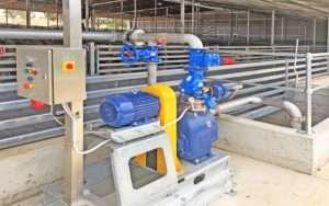 Gorman-Rupp Industrial Wastewater Pump
