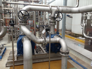 Gorman-Rupp self-priming above ground pumps