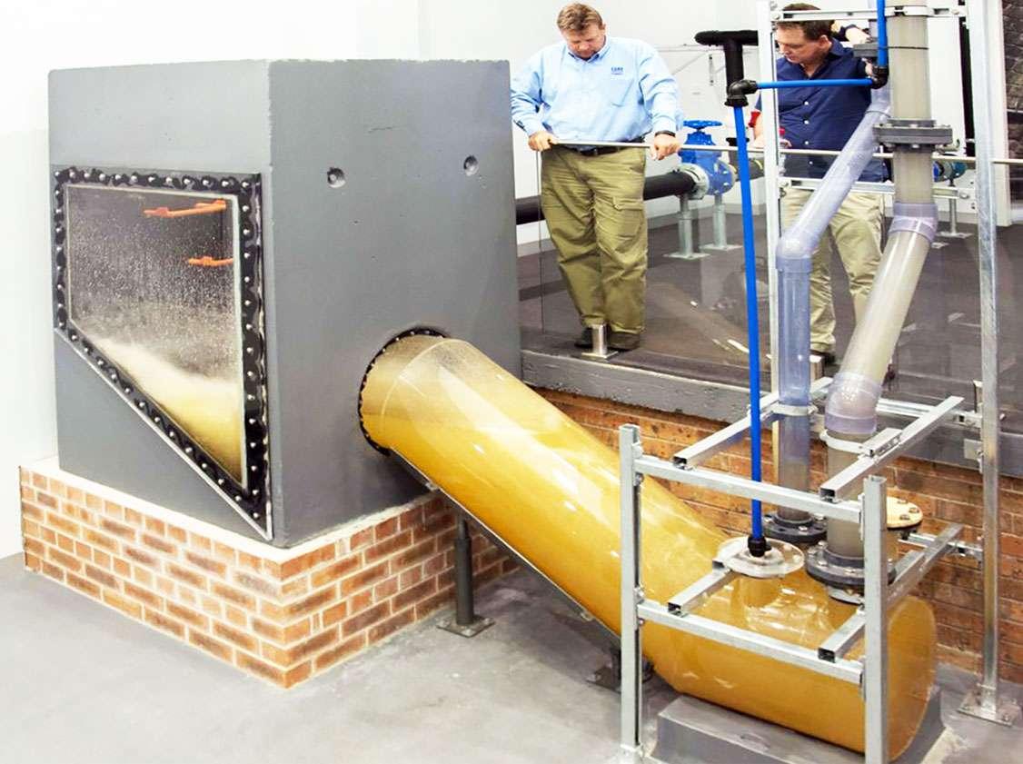 Garry at Hydro Innovations Pump Training Centre