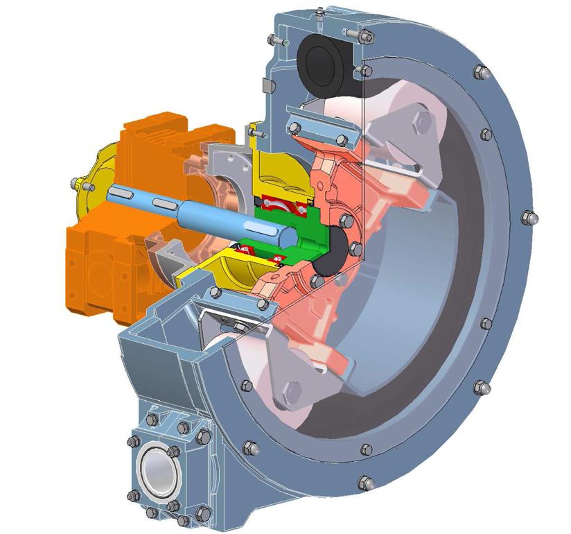 MS2 Ragazzini Peristaltic Pump