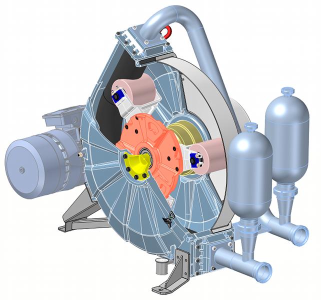 SF Ragazzini Peristaltic Pump