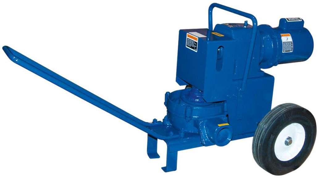 D Series Diaphragm Pump with Wheel Kit