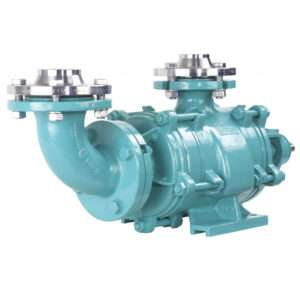 EDUR self-priming pump