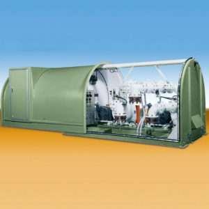 ES 210×310 Sewage Pump Station