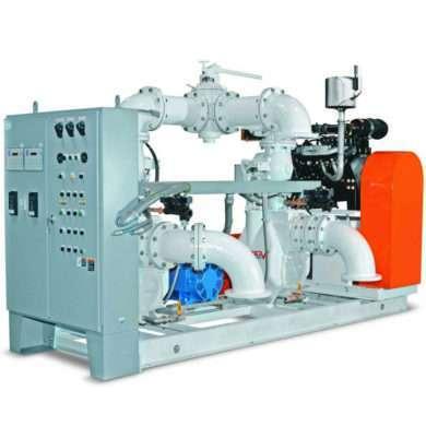 ES Auto-Start Sewage Pump Station