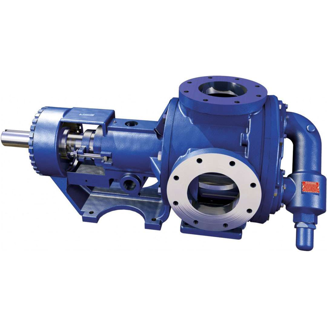 G Series – self priming positive displacement rotary gear pumps
