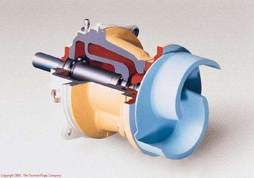 gorman-rupp removable rotating assembly