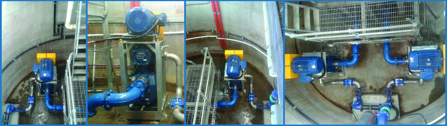 kempsey council uses Gorman-Rupp Self priming pumps to improve maintenance safety