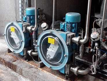 ragazzini pumps for chemical transfer