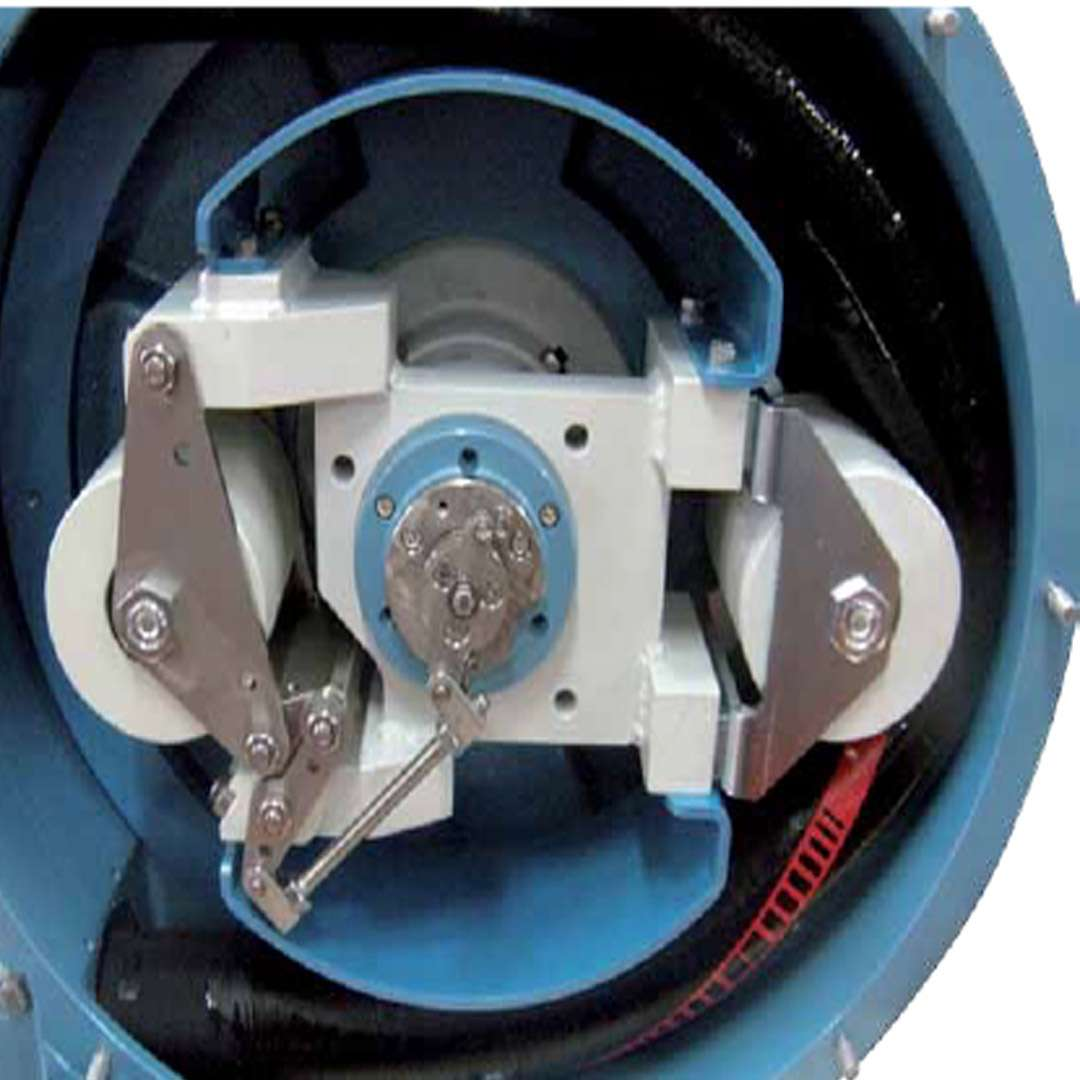 ragazzini roller on bearings design means no contamination