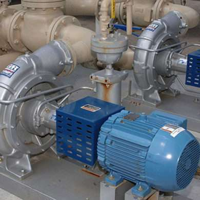 Roto Prime Series - self priming centrifugal fuel pump