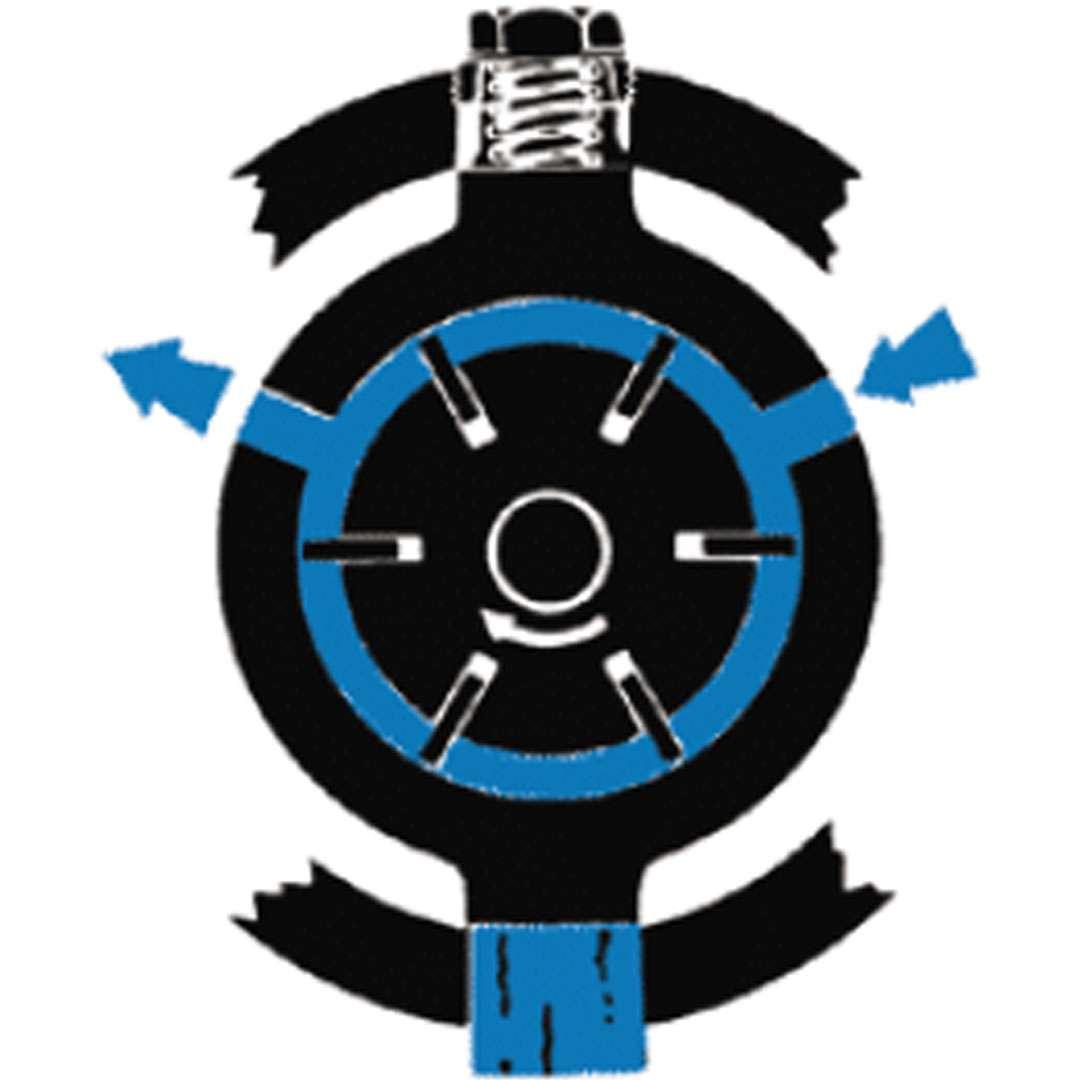 Neutral priming position fuel pump