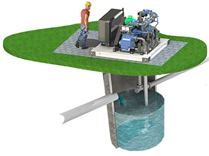 why use a self priming pump?